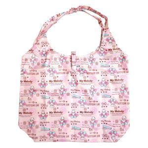 肩からかけて使えるゆったりサイズのエコバッグです。付属のミニバッグに、エコバッグをたたんで小さく収納...