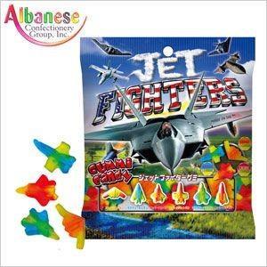 輸入菓子 アルバネーゼ ジェットファイター  (85g)