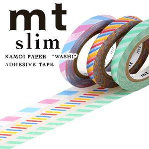 マスキングテープ  カモ井加工紙 MTSLIM10 mt slim twist cord A 3p ...