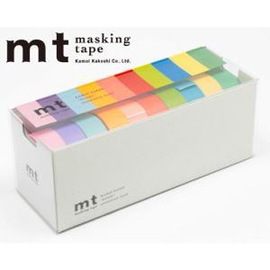 マスキングテープ  mt 10色セット [明るい色 2] MT10P003