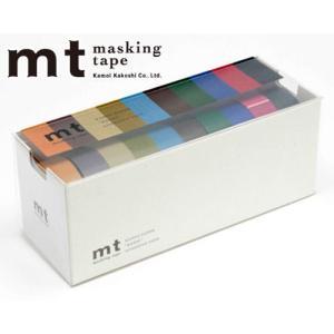 マスキングテープ  mt 10色セット [渋い色 2] MT10P004