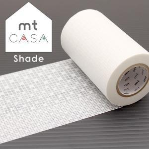 マスキングテープ  幅広 mt CASA Shade レース・四角 90mm×10m MTCS901...