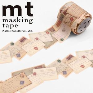 マスキングテープ mt カモ井加工紙 fab letter 45mm×3m MTKT1P08