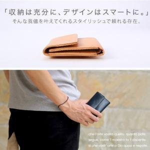 財布 メンズ 小さい 財布 軽量 薄い 財布 コンパクト 本革 ミニマリスト 三つ折り メンズ ミニ財布 革 レザー おしゃれ 使いやすい ブランド VEOL 財布|wraps|12