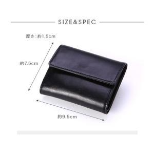 財布 メンズ 小さい 財布 軽量 薄い 財布 コンパクト 本革 ミニマリスト 三つ折り メンズ ミニ財布 革 レザー おしゃれ 使いやすい ブランド VEOL 財布|wraps|20