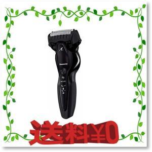 パナソニック ラムダッシュ メンズシェーバー 3枚刃 お風呂剃り可 黒 ES-ST6R-K