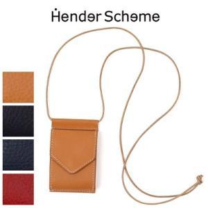 エンダースキーマ Hender Scheme ハングウォレット hang wallet nc-rc-...