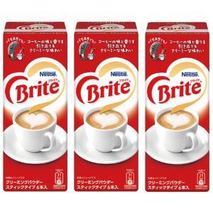 【まとめ買い】 Nestle Brite ネスレ ブライト スティック 6P × 3個