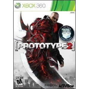 数量限定特価 棚卸しの為★9月20日発送 Xbox360ソフト Prototype 2 プロトタイプ2 輸入版 (CERO区分_Z相当)|wsm-store