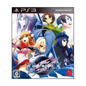 新品 PS3ソフト XBLAZE CODE:EMBRYO (エクスブレイズ コード:エンブリオ)|wsm-store