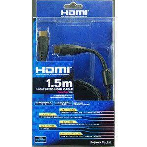 数量限定特価 新品 PS3 xbox360 周辺機器 1.5m HIGH SPEED HDMI ケーブル|wsm-store