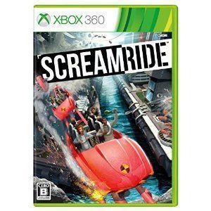 棚卸しの為★9月20日発送★新品】Xbox360ソフト ScreamRide (スクリームライド) D9Y-00008 (マ|wsm-store