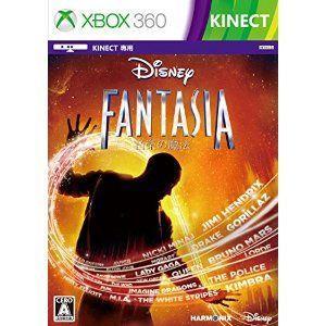 【新品】Xbox360ソフト ディズニー ファンタジア:音楽の魔法 GW5-00001 (マ|wsm-store