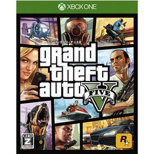 【新品】XboxOneソフト Grand Theft Aut...