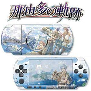 デザエッグ PSP デザスキン「那由多の軌跡」for PSP-3000 ver. ナユタ・ハーシェルの商品画像|ナビ