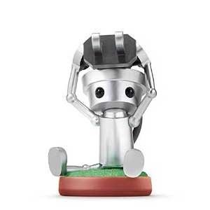 【+5月7日発送★新品】WiiU周辺機器 amiibo ちびロボ! (ちびロボ!シリーズ)