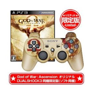 【新品】PS3ソフト God of War: Ascensi...