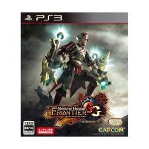 【新品】PS3ソフト モンスターハンター フロンティアGG プレミアムパッケージ (豪華17特典同梱) (カプ wsm-store