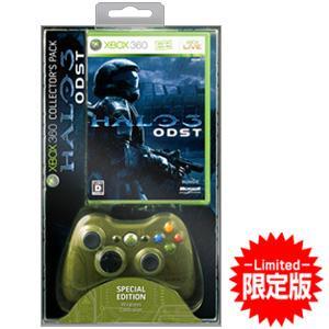【Xbox360】 Halo3:ODST コレクターズパック (初回限定版)の商品画像|ナビ