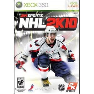 【Xbox360】 NHL 2K10の商品画像|ナビ