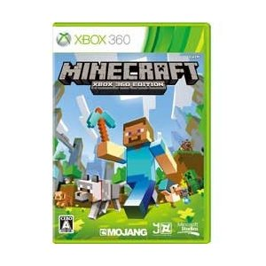 棚卸しの為★9月20日発送★新品】Xbox360ソフト Minecraft: Xbox 360 Edition G2W-00006 (マ|wsm-store