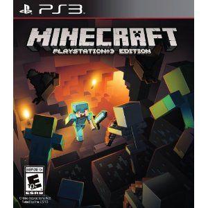 棚卸しの為★10月19日発送★新品】PS3ソフト Minecraft PlayStation 3 Edition(北米版ですが日本語プレイ可能) (CERO区分_Z相当)|wsm-store