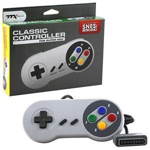 【新品】 TTX Tech製 Classic Controller Super NES スーファミコントローラー|wsm-store