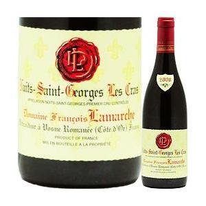 [2008]ニュイ・サン・ジョルジュ 1erクリュ レ・クラ フランソワ・ラマルシュ ブルゴーニュ フランス(750ml 赤ワイン)|wsommelier