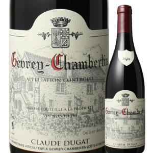 赤ワイン ジュヴレ・シャンベルタン クロード・デュガ 2013年 フランス ブルゴーニュ ジュヴレ・シャンベルタン 750ml wine|wsommelier