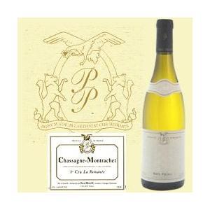 [2002]シャサーニュ・モンラッシェ プルミエ・クリュ ラ・ロマネ ドメーヌ・ポール・ピヨ ブルゴーニュ(750ml 白ワイン)|wsommelier