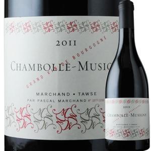 赤ワイン シャンボール・ミュジニー パスカル・マルシャン 2011年 フランス ブルゴーニュ フルボディ 750ml wine|wsommelier
