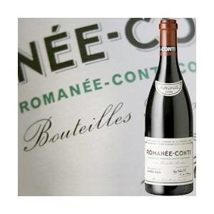 赤ワイン ロマネ・コンティ・グラン・クリュ D.R.C. 2012年 フランス ブルゴーニュ フルボディ 750ml wine wsommelier