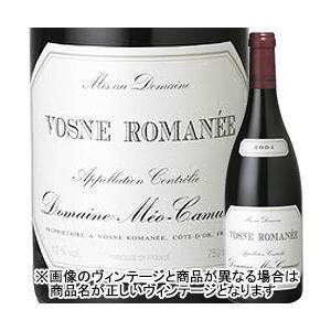 赤ワイン ヴォーヌ・ロマネ メオ・カミュゼ 2013年 フランス ブルゴーニュ フルボディ 750ml wine|wsommelier