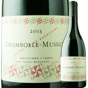 赤ワイン シャンボール・ミュジニー パスカル・マルシャン 2013年 フランス ブルゴーニュ フルボディ 750ml wine|wsommelier