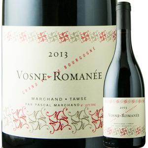 赤ワイン ヴォーヌ・ロマネ パスカル・マルシャン 2013年 フランス ブルゴーニュ フルボディ 750ml wine|wsommelier