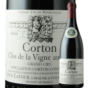 赤ワイン コルトン・グラン・クリュ クロ・ドゥ・ラ・ヴィーニュ・オーサン ルイ・ラトゥール 2000年 ブルゴーニュ 赤ワイン フルボディ 750ml wine|wsommelier