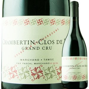 ワイン 赤ワイン シャンベルタン・クロ・ド・ベーズ・グラン・クリュ パスカル・マルシャン 2014年 フランス ブルゴーニュ フルボディ 750ml wine|wsommelier