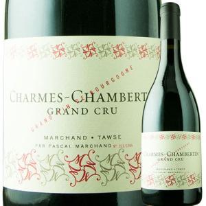 ワイン 赤ワイン シャルム・シャンベルタン・グラン・クリュ パスカル・マルシャン 2014年 フランス ブルゴーニュ フルボディ 750ml wine|wsommelier
