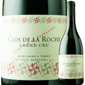 ワイン 赤ワイン クロ・ド・ラ・ロッシュ・グラン・クリュ パスカル・マルシャン 2014年 フランス ブルゴーニュ フルボディ 750ml wine|wsommelier