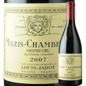 ワイン 赤ワイン マジ・シャンベルタン  ルイ・ジャド 2007年 フランス ブルゴーニュ フルボデ...
