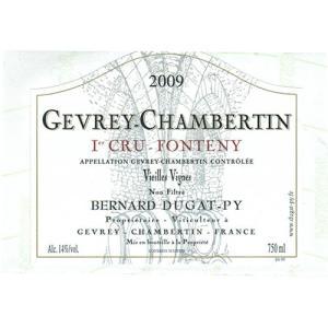 ワイン 赤ワイン  ジュヴレ・シャンベルタン プルミエ・クリュ・ル・フォントニー デュガ・ピィ 2013年 フランス ブルゴーニュ wine|wsommelier