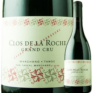 赤ワイン クロ・ド・ラ・ロッシュ・グラン・クリュ マルシャン・トーズ 2015年 フランス ブルゴーニュ フルボディ 750ml wine|wsommelier