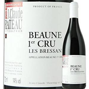 ワイン 赤ワイン ボーヌ・プルミエ・クリュ・レ・ブレッサンド ジャン・クロード・ラトー 2015年 フランス ブルゴーニュ ミディアムボディ 750ml wine|wsommelier