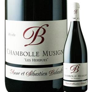 ワイン 赤ワイン シャンボール・ミュジニー レゼルビュー アンヌ エ セバスティアン ビドー 2015年 フランス ブルゴーニュ フルボディ 750ml|wsommelier