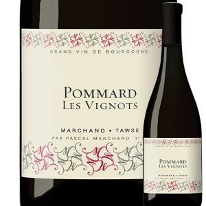 ワイン 赤ワイン ポマール・レ・ヴィニョ マルシャン・トーズ 2016年 フランス ブルゴーニュ フルボディ 750ml wine|wsommelier