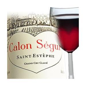 赤ワイン シャトー・カロン・セギュール 2001年 フランス ボルドー フルボディ 750ml wine|wsommelier