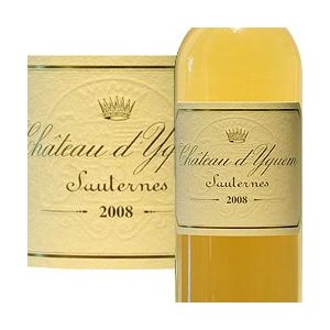 [2008]シャトー・ディケム ソーテルヌ ボルドー フランス(750ml 白ワイン) 【ギフト ワイン】|wsommelier