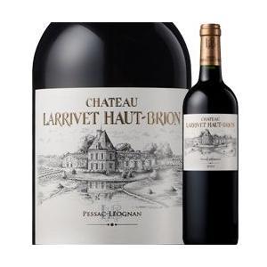 ワイン 赤ワイン シャトー・ラリヴェ・オー・ブリオン ルージュ 2011年 フランス ボルドー フルボディ 750ml wine|wsommelier
