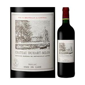赤ワイン シャトー・デュアール・ミロン・ロートシルト 2011年 フランス ボルドー フルボディ 750ml wine|wsommelier