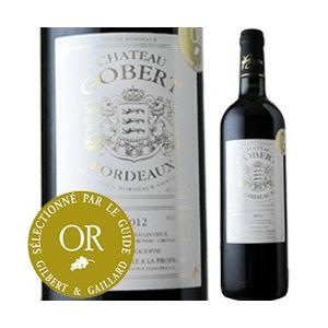 赤ワイン シャトー・ゴベール 2016年 フランス ボルドー フルボディ 750ml wine wsommelier